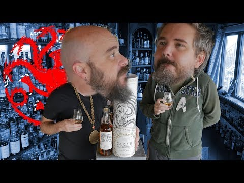 Whiskey Review: Game Of Thrones - House Targaryen Cardhu Gold Reserve with Cardhu 12 Comparison