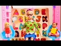 Barbie Videos for Girls. Barbie Doll and Barbie Baby Doll Toys. Videos For Children Learning Physics
