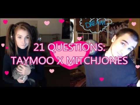 21 Questions: Mitchjones x Taymoo
