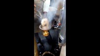Tandoori Tea /tandoori chai street food vlog in kannada