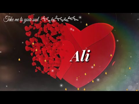#Ali name #Romantic song ||| by Love Song Status