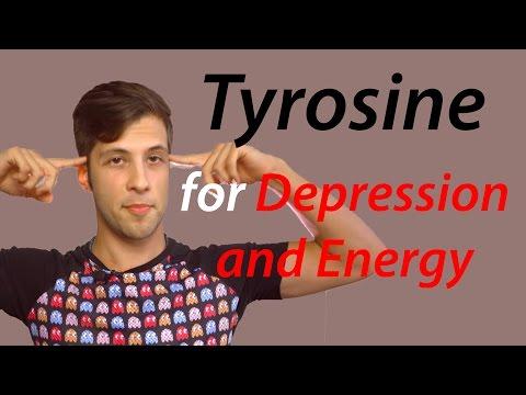 Tyrosine An Amino Acid for Depression and Energy