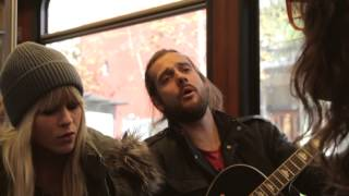 "Youngblood Hawke ""We Come Running"" - A Trolley Show (live performance)"