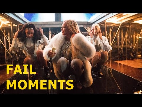10 Fail Moments on The Formation Tour
