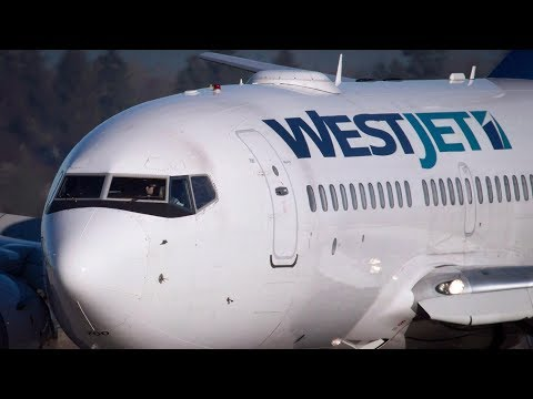 Possible WestJet pilot strike looms