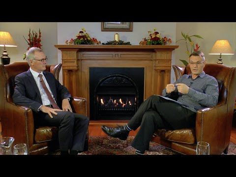 Vice-Chancellor Steve Maharey - Outgoing Interview   Massey University