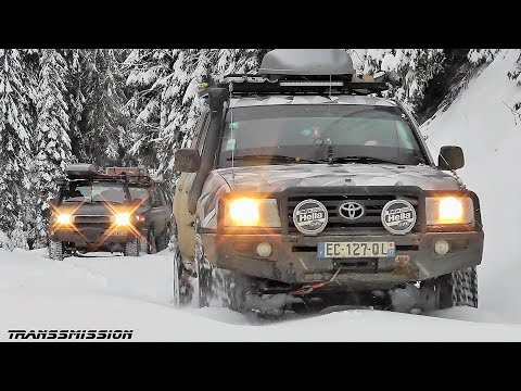 #42/ Eastern Europe / Land Cruiser's Expedition [EP1/2]
