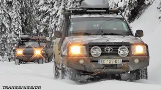 Eastern Europe / Land Cruiser's Expedition [EP1/2]