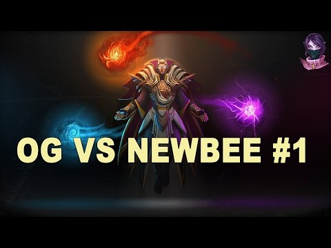 OG vs NewBee HighLights Semi Final Game 1 | EPICENTER Day 6 Dota 2