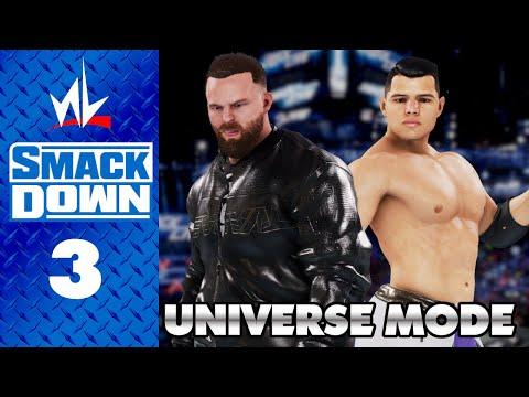 NL Live - WWE 2K20 Universe Mode: SmackDown! [Episode 3]