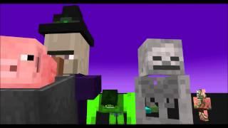 Monster School: Introduction (Minecraft Animation)