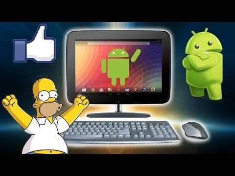 android para pc de bajos recursos