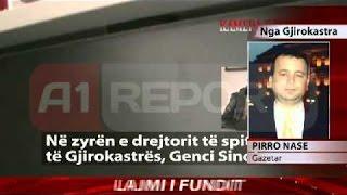 Kërcënohet me jetë gazetari i TV A1 Report e Shqiptarja.com