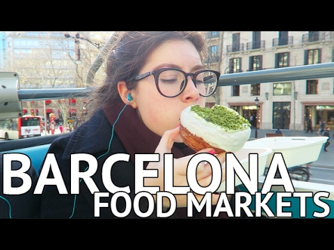 BEST FOOD MARKET IN EUROPE?!