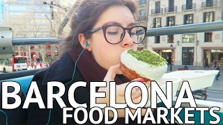 BEST FOOD MARKET IN EUROPE!