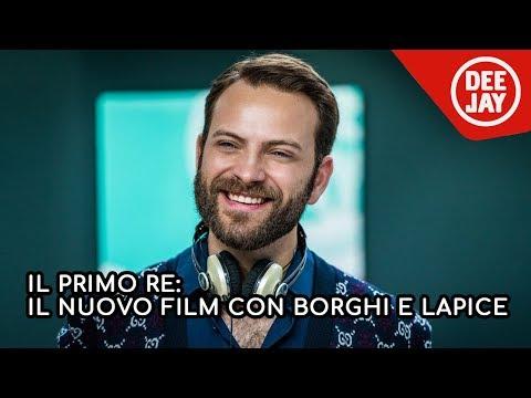Alessandro Borghi, Alessio Lapice e Matteo Rovere presentano 'Il Primo Re'