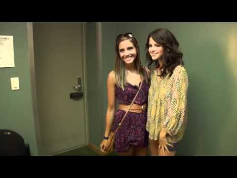Dream Out Loud Contest Winners Meet Selena Gomez!