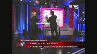 Chile a prueba de Jiles: Pamela Jiles analiza a la derecha clásica v/s nueva derecha