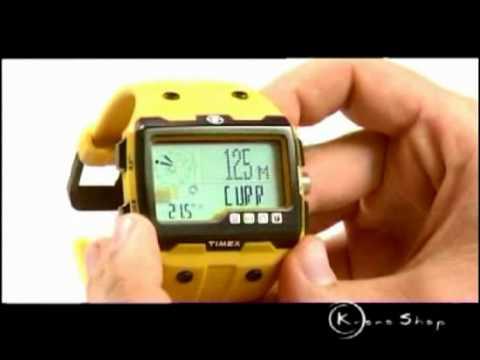 7c804214e44e Orologio Timex WS4 Militare Recensione - Altimetro Barometro Bussola ...