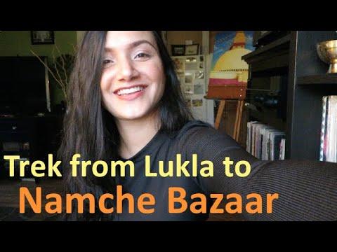 Trekking From Lukla To Namche Bazaar | Nepal Travel & Tourism