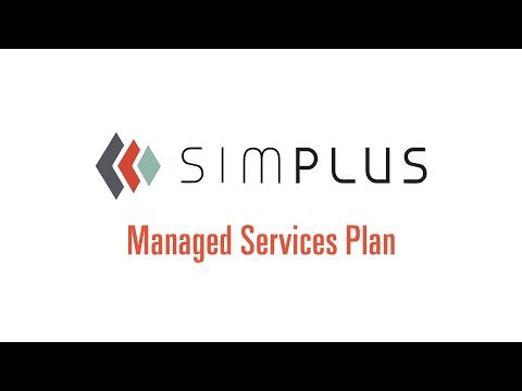 Simplus Managed Services Plan