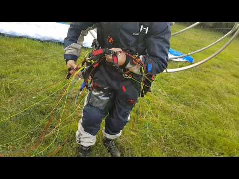 Paramotor in leicestershire