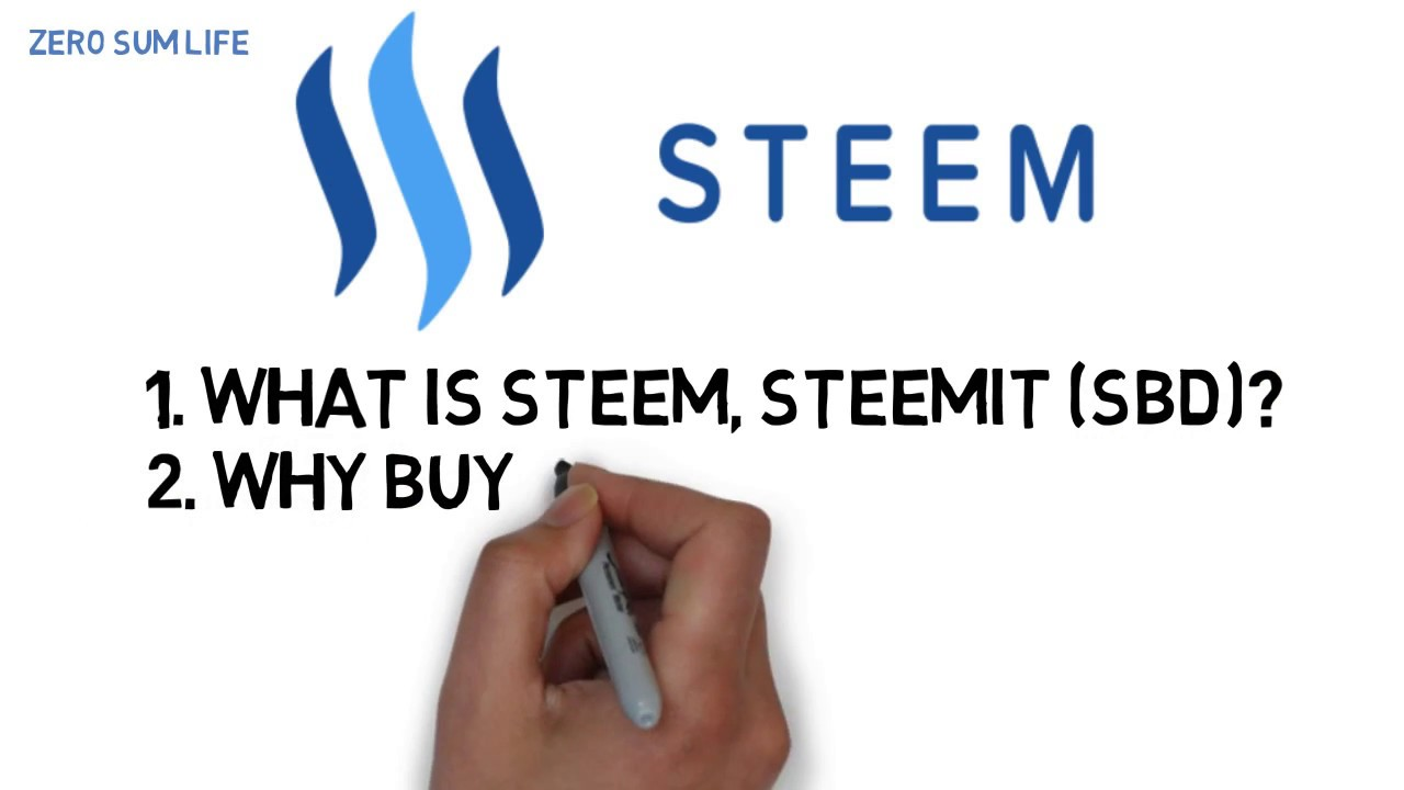 what is steemit cryptocurrency
