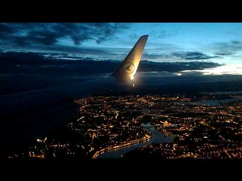 LUXAIR | LGL3767 | ECONOMY | BOEING 737-700WL | LUXEMBOURG TO PORTO (LUX - OPO)