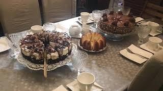 Вкусный торт Фереро Роше / торт  Ferrero Rocher