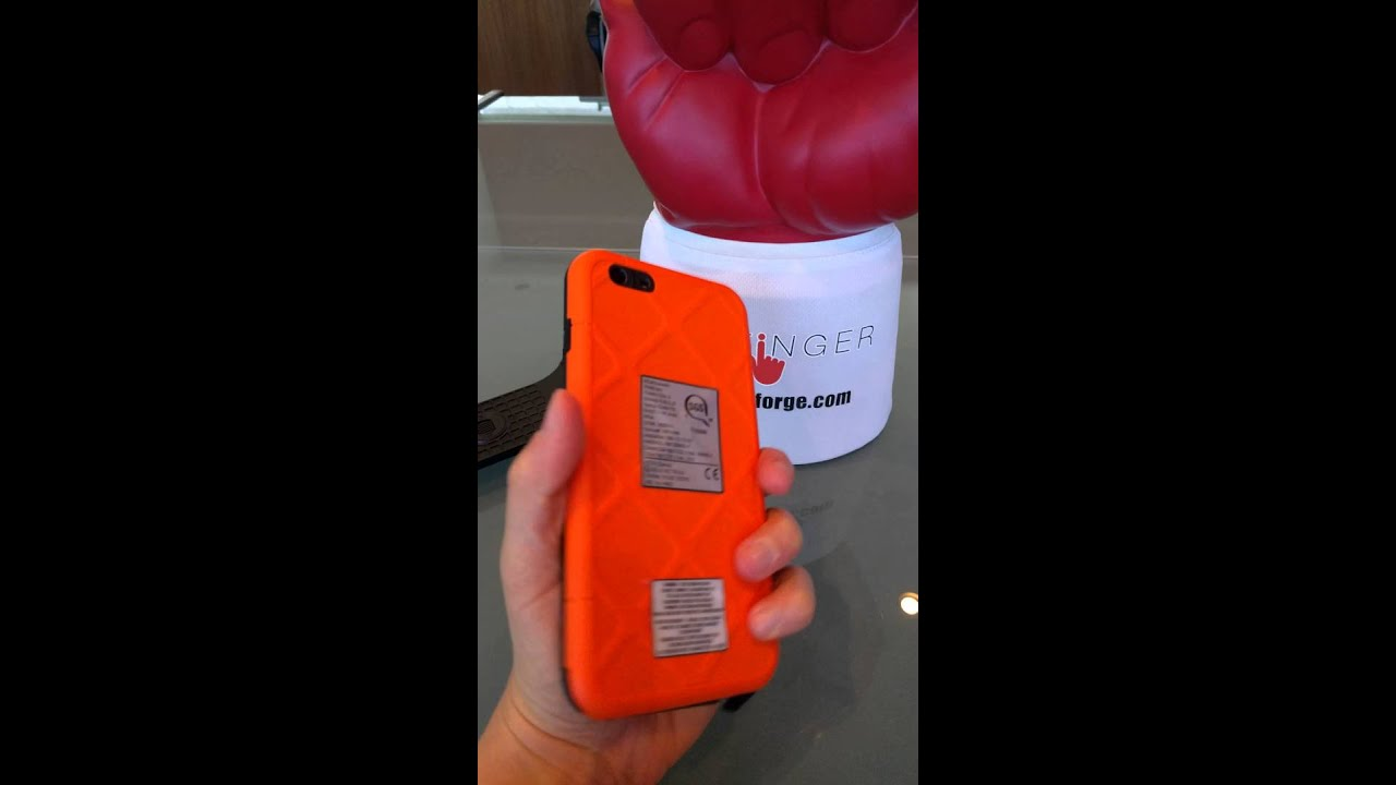 Intrinsically Safe Iphone Case