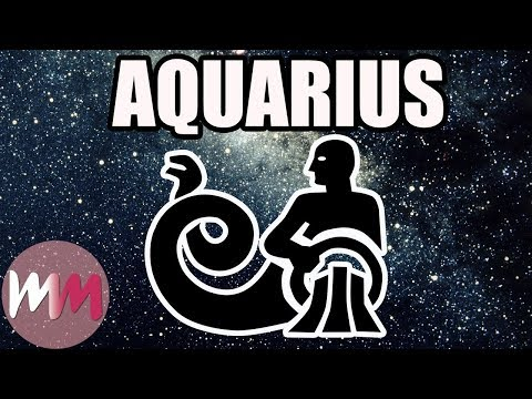 Top 5 Signs You're A TRUE Aquarius