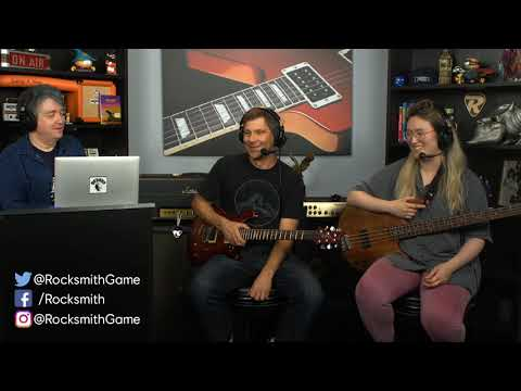 Rocksmith Remastered - P.O.D. Song Pack - Live from Ubisoft Studio SF