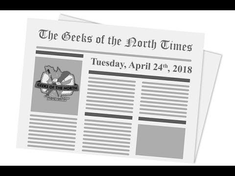 News of the North - 2018-04-24