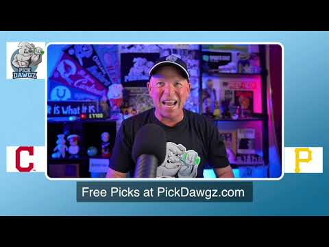 Pittsburgh Pirates vs Cleveland Indians Free Pick 8/19/20 MLB Pick and Prediction MLB Tips