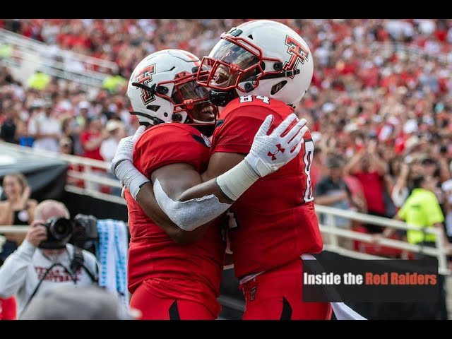 Gridiron Report Breaking Down Texas Tech S Revised 2020 Football Schedule Youtube