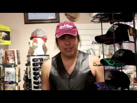 Wind River Hotel & Casino Gift Shop with Native American Comedy by 1491