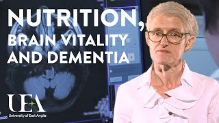 Nutrition, brain vitality and dementia lecture trailer (UEA London Lectures 2019)