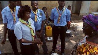 Ebola heroes in Guinea