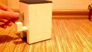 |Lego| Торговый автомат - V1 [Начало строительства](Lego| Торговый автомат - V1: Принимает 2руб, 1руб и 50коп выплёвывает, в обмен отдаёт разноцветные стеклянные..., 2014-11-11T16:10:30.000Z)