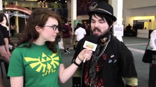 E3 - Weird Gamer Guy