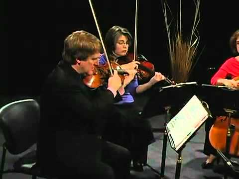 BabyBlueArts presents Artaria String Quartet - YouTube.flv