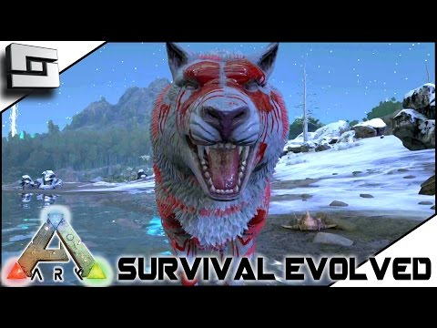 ARK: Survival Evolved - ELECTRONICS and POLYMER! S2E38 ( Gameplay )