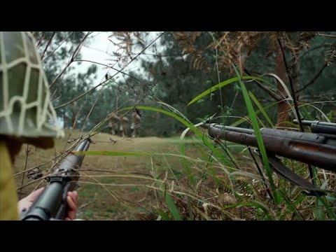 特種兵空降日軍佔領區,不料日軍早有埋伏,眼看就要整隊被滅