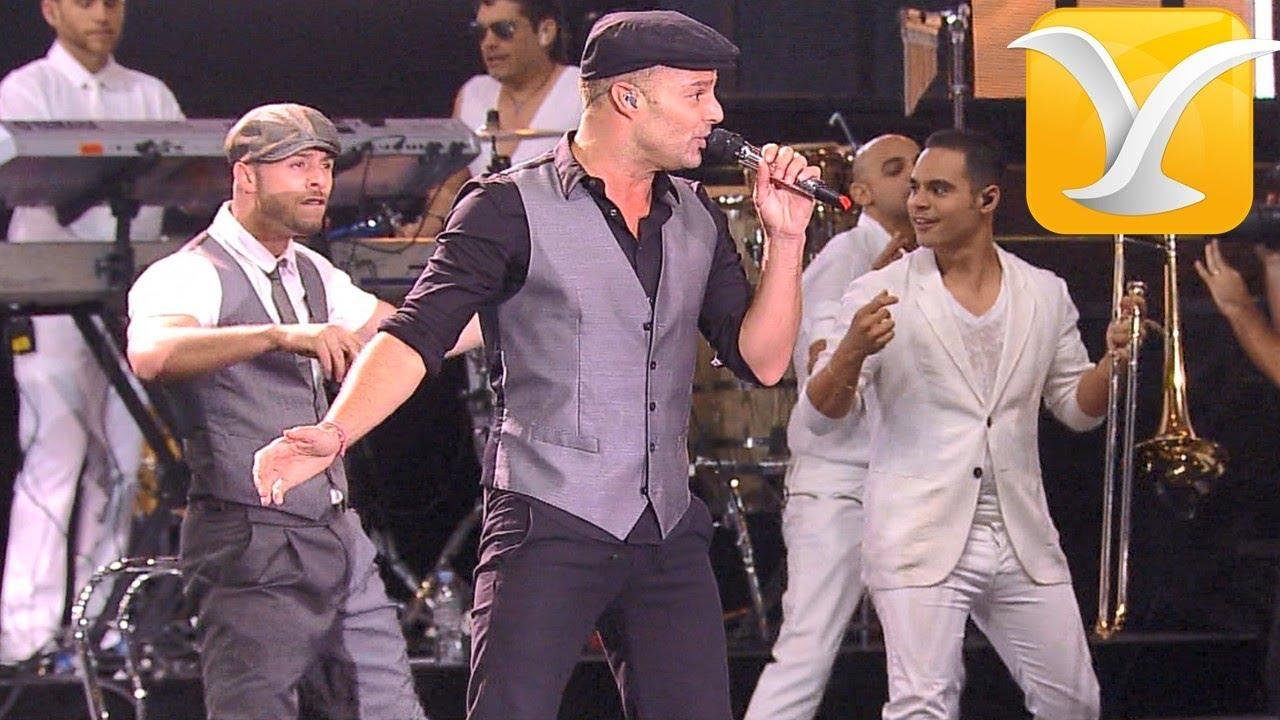 Download Ricky Martin - Loaded - Festival de Viña del Mar 2014 HD
