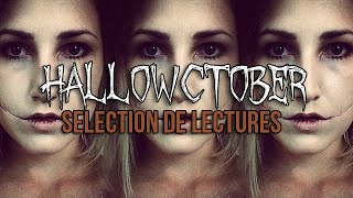 Hallowctober l Selection de Lectures