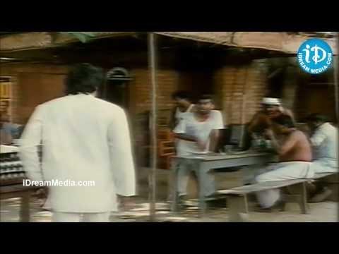 Chiranjeevi Emotional Scene - Rudraveena Movie