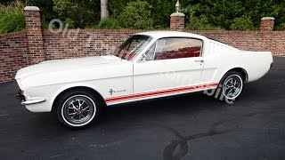 1965 Ford Mustang Fastback for sale Old Town Automobile in Maryland