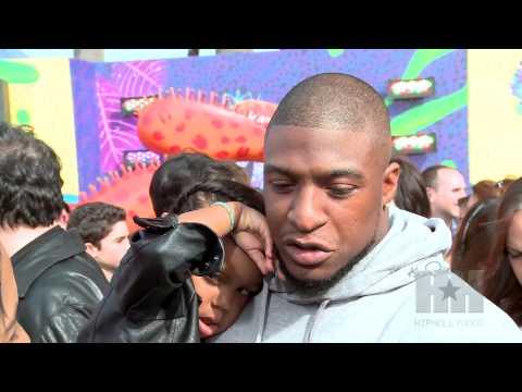 NFL Star Dashon Goldson On Desean Jackson