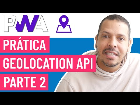 Curso PWA #25 - Geolocation API: watchPosition e tratamento de erros