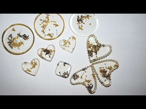 How To Make Gorgeous Resin Piece For Jewelry - DIY Style Tutorial - Guidecentral